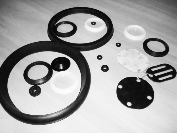 General mechanical rubber goods for street sprinkler Frigate